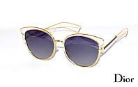 Молодежные женские солнцезащитные очки Dior