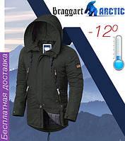 Парка мужская стильная Braggart Arctic