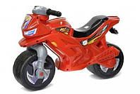Мотоцикл с сигналом 501 красный Орион