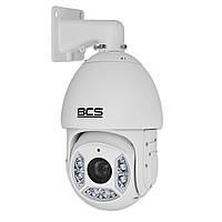 Роботизированная уличная купольная PTZ-камера BCS-SDIP5430-III