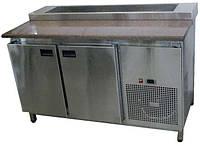 Холодильный стол для пиццы Tehma (1400х700х850)