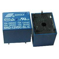 Реле SRD-12VDC-SL-C T73 PCB Type 12V DC