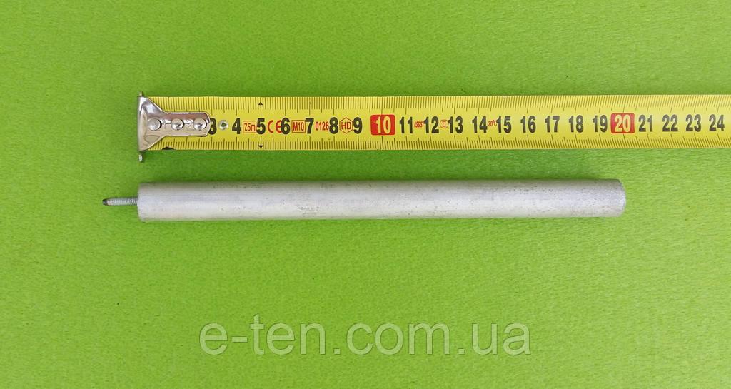 Анод магниевый Украина  Ø16мм*200мм / резьба М4*10мм для бойлера Thermex, Garanterm, ATT, Electrolux