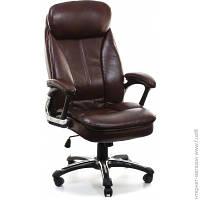 Офисное Кресло Руководителя Office4you Caius коричневый (27605)