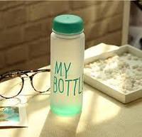 Бутылочка для Воды с Чехлом My Bottle МАТОВАЯ Май Ботл