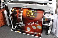 Широкоформатная печать ситилайта и билборда