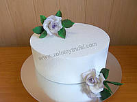 Муляж для торта из пенопласта - круг Ф 46 см h 10 см