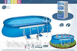 Надувной бассейн Intex 28192
