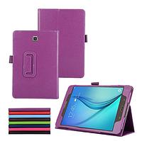 Кожаный чехол Lichee для Samsung Galaxy Tab A 8.0