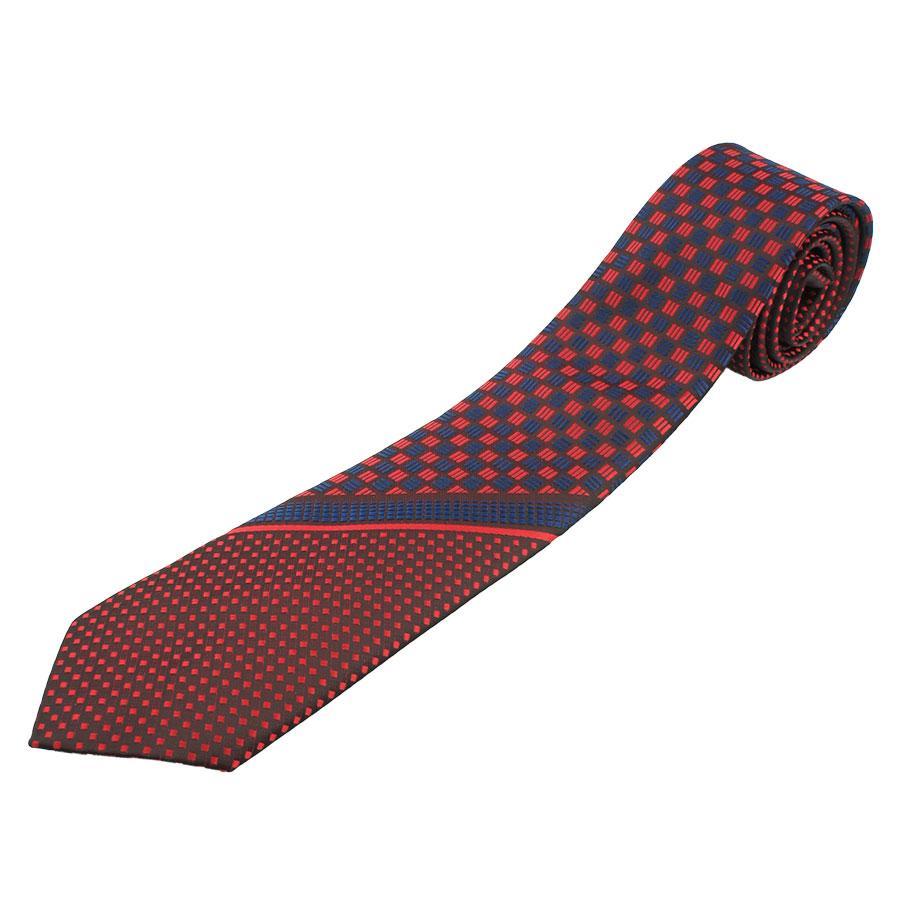 Чоловіча комбінована краватка Negredo 088