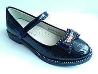 Качественные школьные туфли для девочки бренда Kellaifeng (Bessky), (р. 32-37), фото 1