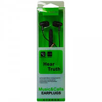 Наушники Stereo Hands Free Belkin 515 (extra bass, пульт, громкость, микрофон).