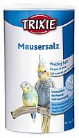 Мультивитаминная соль Trixie Moulting Salt для крупных птиц, 100 г