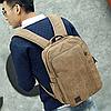 Мужской рюкзак из холста, фото 5