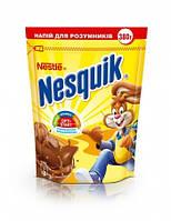 Какао Несквик 380г растворимый, в мягкой упаковке