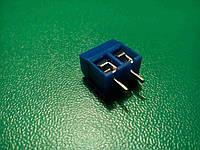 Клемник двухконтактный винтовой KF301-2P, фото 1