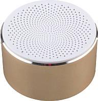 Портативная акустика TOTO Bluetooth Speaker mini Gold/White