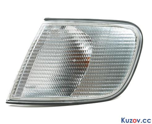 Указатель поворота Audi 100 91-94 правый, белый (Depo) 1316201E 4A0953050B