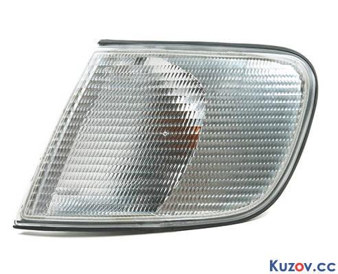 Указатель поворота Audi 100 91-94 правый, белый (Depo) 1316201E 4A0953050B, фото 2
