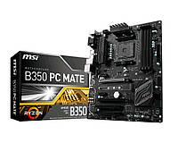 Мат.плата AM4 (B350) MSI B350 PC MATE