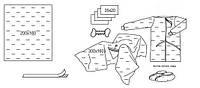 Комплект для урологии №2 операционный стерильный Славна