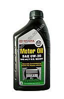Масло моторное TOYOTA Motor Oil 0W-20 (00279-0WQTE) 0,946 L