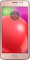 Смартфон Motorola Moto E XT1762 2/16GB Metallic Blush Gold
