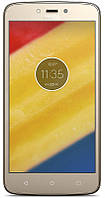 Смартфон Motorola Moto C Plus XT1723 2/16GB Fine Gold
