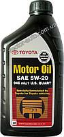 Масло моторное TOYOTA Motor Oil 5W-20 (00279-1QT20) 0,946 L