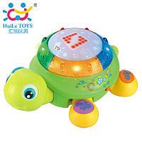"Игрушка-сортер Huile Toys ""Черепаха"" (596), Huile Toys"