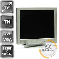 """Монитор 19"""" Belinea 101910 (TN/4:3/DVI/VGA/колонки) б/у"""