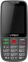 Мобильный телефон Sigma mobile Comfort 50 Elegance Grey