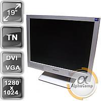 """Монитор 19"""" Medion MD30219PH (TN/4:3/DVI/VGA/колонки) б/у"""