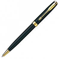 Шариковая ручка Parker Sonnet Matte Black BP черная с позолотой 84 432