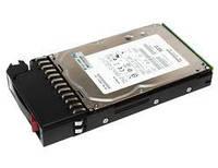 "Б/У Винчестер 3.5"" 300Gb Hitachi, SAS (HUS156030VLS600) + SAS салазки"