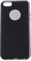 TOTO TPU Case+PC Bumper iPhone 5/5s Black