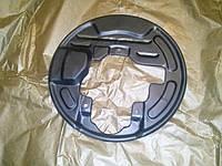 Кожух грязезащитный переднего тормоза правый Заз 1102 АвтоЗАЗ