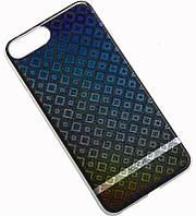 Solove TPU case 3D B2 with figure iPhone 7 Plus Black
