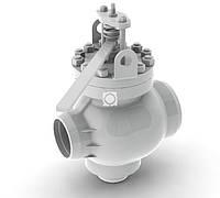 Клапан регулирующий поворотный 6с-9-1 Ду80 Ру100