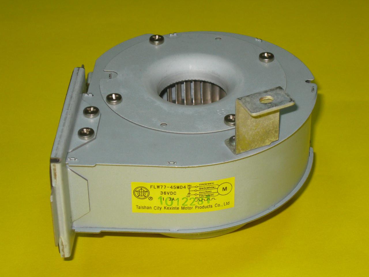 Вентилятор 65158416 Ariston Gi7S 11,16L FFI NG, фото 2