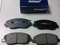 Колодки тормозные передние Ssang Yong Korando