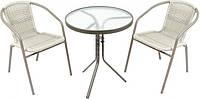 Набор мебели искусственный ротанг Rita Grey HYS-1311R