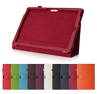 Кожаный чехол книжка Lichee для Microsoft Surface Pro 4
