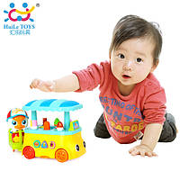 "Игрушка Huile Toys ""Тележка с мороженным"" (6101), Huile Toys"