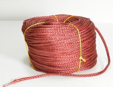 Веревка нетонущая красная, 12мм, 200м