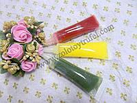 Набор сахарных карандашей (3 цвета)