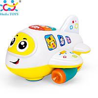 "Игрушка Huile Toys ""Самолетик"" (6103), Huile Toys"