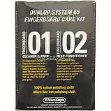 Набор для очистки накладки грифа Dunlop 6502 Fingerboard Care Kit, фото 2