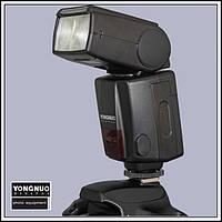 Вспышка Yongnuo YN-468II E-TTL для Canon + гарантия 6 месяцев