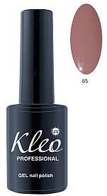 Гель-лак для ногтей Kleo, Цвет №65